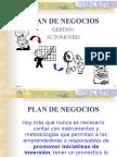 Plan Negocios