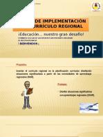 Implementación Del CR_10 Marzo