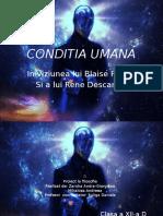 CONDITIA-UMANA