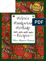 Helens Hungarian CookBook