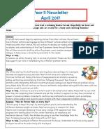 Year 5 Summer 1 2017 Newsletter.pdf