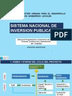 7 Presentacion SNIP 13 Agosto Ayacucho