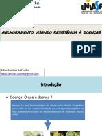Melhoramento visando resistencia _AULA