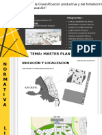 Diapositivas Exponer Master Plan