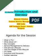 Comprehensive Ppt Guide on Itil