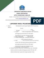2.3.7 (1) LAPORAN HASIL