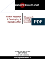 Market Research Guide