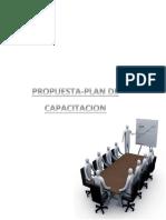 Propuesta Tentativa de Capacitacion