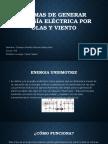 Formas de Generar Energía Eléctrica Por Olas y