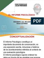 9. EL INFORME PSICOLÓGICO IP.pdf