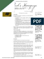 Termômetro RS-232 Com PIC12F675 e LM35