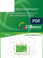 Ci Cash Multicurrency Para Personas Físicas