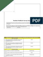 C4) Internship Student Feedack Form