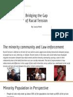 copy of bridging the gap of racial tension