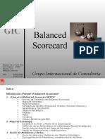 Balance Scorecard UNALM
