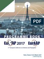 Eucap2017-ProgrammeBook