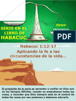 Serie en Habacuc 1de12a17