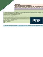 Evaluación de Un Proyecto de Inversión Flores Mtz
