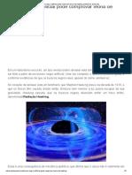 Buraco negro artificial pode comprovar teoria de Hawking _ Mistérios do Mundo.pdf
