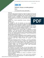OLIVEIRA, Fernanda. Guarda Compartilhada- solução ou medida paliativa.pdf