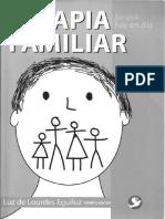 Terapia Familiar, Su Uso Hoy en Día (1)