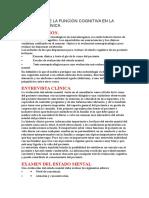FUNCIÓN COGNITIVA EN LA CONSULTA CLÍNICA.doc