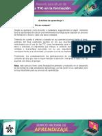 Evidencia Blog Las TIC en Contexto