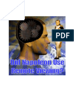 Napoleon - Remote Viewing