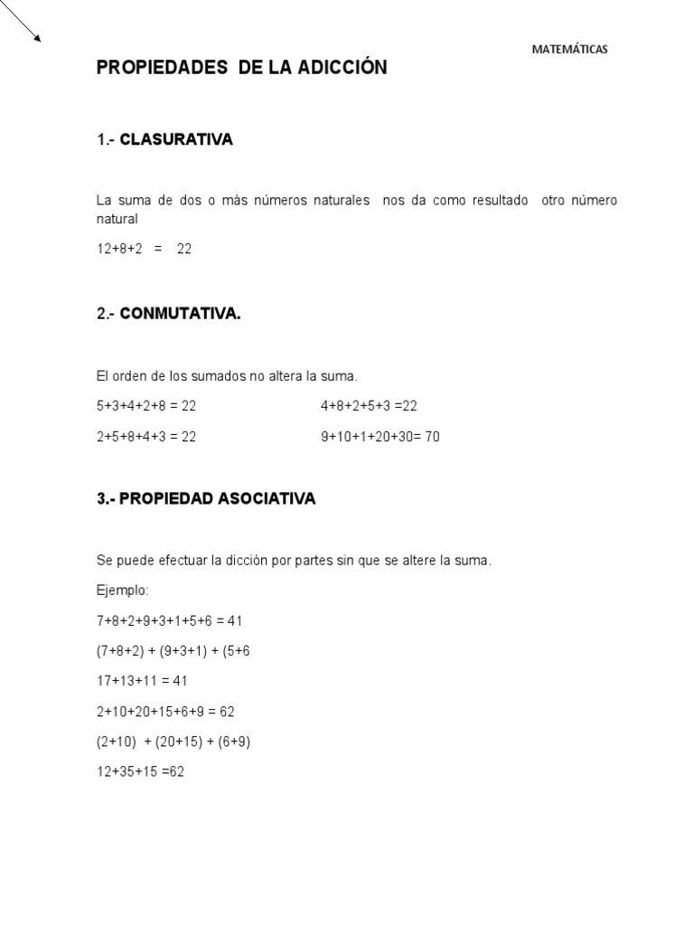 TEMAS DE MATEMÁTICAS DE 1ro DE SECUNDARIA