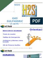 Gas Sulfhidrico (h2s).