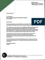 lord rachel portfolio iii letter