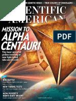 Scientific American - March 2017 USA - March 2017 USA