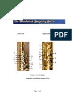 DigitarSaxo - Libro Completo-En Ingles.pdf