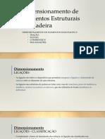 4. Dimensionamento de Elementos Estruturais