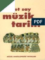 Ahmet Say - Müzik Tarihi
