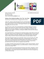 Laredo FFT Press Release 2010
