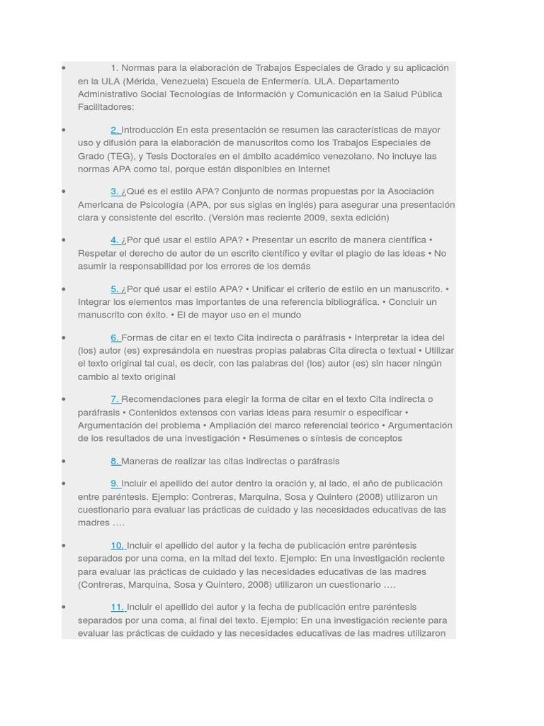 Magnífico Resumen Apa 6 Ideas Ornamento Elaboración Festooning ...