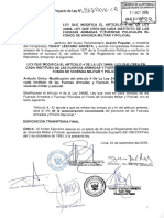 Proyecto de Ley FOVIPOL
