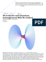 Wormholes and Quantum Entanglement May Be Linked - Wired Science.pdf