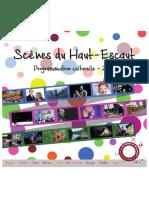 Programmation 2017 - Les Scènes du Haut-Escaut
