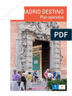 Madrid Destino Plan Operativo