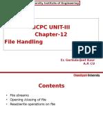 Chapter-12 File Handling