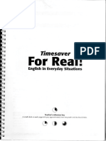 Teaching Resources - Timesaver for real English in everyday situations.pdf