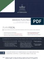 Medidas Plan Fiscal
