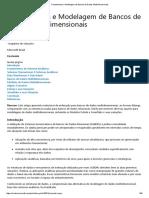 Fundamentos e Modelagem de Bancos de Dados Multidimensionais