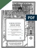 Emmanuel Organ Book - Vol3