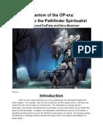 PhantomoftheOP-eraAGuidetothePathfinderSpiritualist