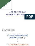 Acerca de Las Superintendencias II - Iván Castellón