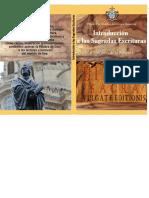 Introducción a las Sagradas Escrituras. A 500 Años de la Reforma.pdf
