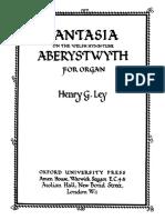 Ley - Fantasia on the Welsh Hymn Tune Aberystwyth.pdf